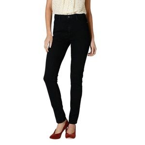 Pilcro Anthropologie Black Jeans 27